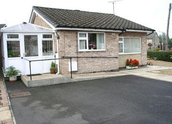 Thumbnail 2 bed bungalow for sale in Fernwood Close, Shirland, Alfreton