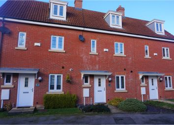Thumbnail 3 bed terraced house for sale in Crediton Close, Coventry
