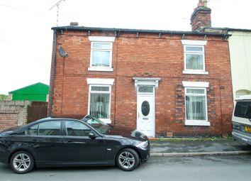 Thumbnail 2 bedroom end terrace house for sale in Church Street, Talke, Stoke-On-Trent