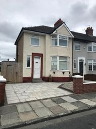 Thumbnail 3 bed semi-detached house to rent in Eltham Avenue, Litherland, Liverpool