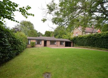 Thumbnail 4 bed detached bungalow for sale in Fir Toll Road, Mayfield