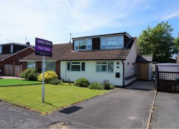 Thumbnail 2 bed semi-detached house for sale in Springbank Road, Cheltenham