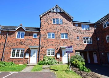 Thumbnail 4 bedroom town house for sale in Hornbeam Close, Wesham, Preston