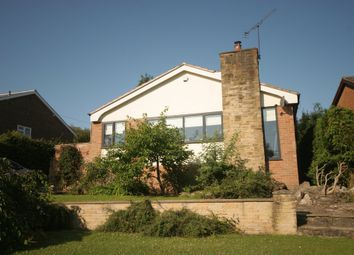 Thumbnail 3 bed detached bungalow for sale in Hollins Crescent, Harrogate