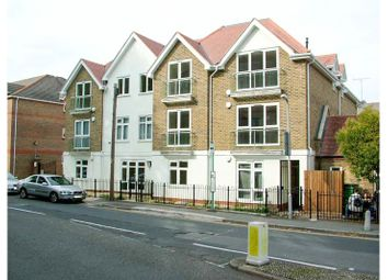 Thumbnail 2 bed flat for sale in York Road, Woking