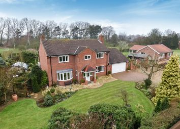 Thumbnail 4 bedroom detached house for sale in Mill Lane, Acaster Malbis, York