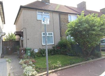 Ford Road, Dagenham RM10. 2 bed semi-detached house