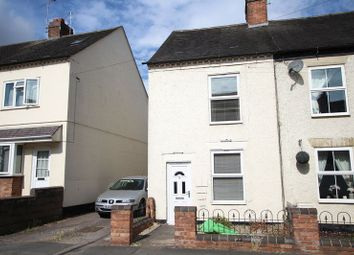 Thumbnail 2 bed end terrace house to rent in Spring Terrace Road, Burton-On-Trent