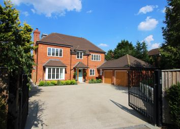 Forest Road, Newell Green, Warfield, Bracknell RG42. 6 bed detached house for sale