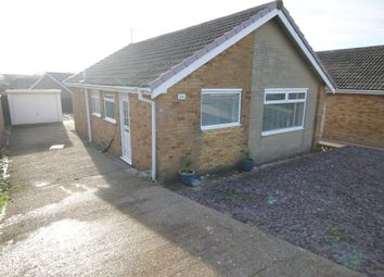 Thumbnail 2 bed detached bungalow for sale in Wooldale Drive, Filey