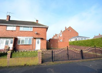 Thumbnail 2 bedroom semi-detached house for sale in Proudfoot Drive, Bishop Auckland