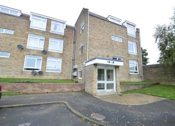 Thumbnail 2 bed flat to rent in Osborne Close, The Boltons, Hastings, East Sussex