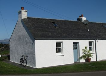 Thumbnail 3 bed end terrace house for sale in Cullipool Village, Cullipool, Oban