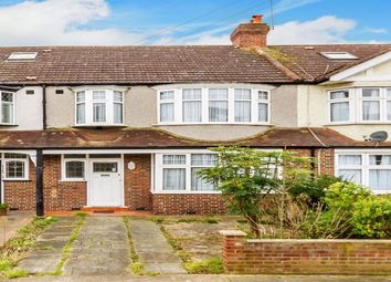 Thumbnail 3 bed terraced house for sale in Westway, London