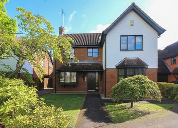 Thumbnail 4 bed detached house to rent in Horksley Gardens, Hutton, Brentwood