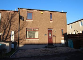 Thumbnail 3 bed end terrace house for sale in Ben Venue Road, Eastfield, Cumbernauld, North Lanarkshire