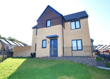 Thumbnail 3 bed detached house for sale in Rocksand Drive, Edlington, Doncaster