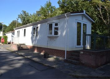 Thumbnail 2 bed mobile/park home for sale in Mill Gardens, Blackpill, Swansea