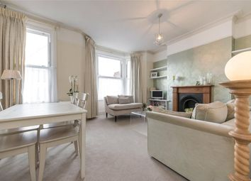Thumbnail 2 bed flat for sale in Leighton Gardens, London
