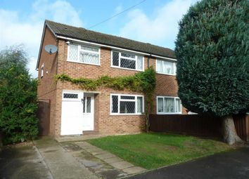 Thumbnail 3 bed semi-detached house for sale in Pages Orchard, Sonning Common, Sonning Common Reading