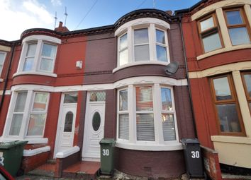 Thumbnail 2 bed terraced house for sale in Rufford Road, Wallasey