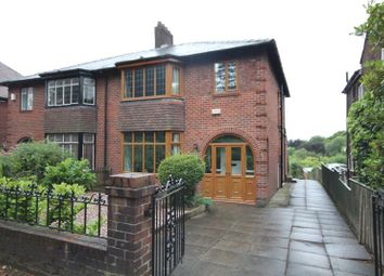 Thumbnail 3 bed semi-detached house for sale in Falinge Road, Shawclough, Rochdale