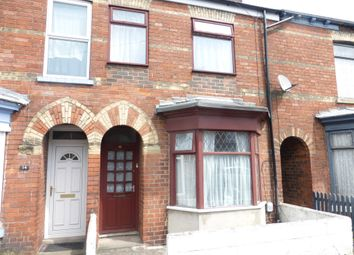 Thumbnail 3 bedroom terraced house for sale in Torrington Street, Hull