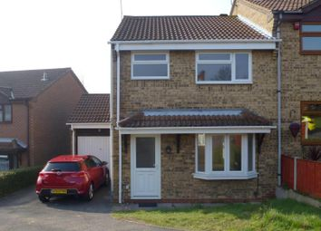 Thumbnail 3 bedroom end terrace house to rent in Ennerdale Gardens, West End, Southampton