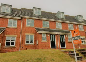 Thumbnail 3 bed terraced house for sale in Bridge Terrace, Station Town, Wingate