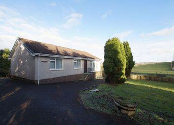 Thumbnail 3 bed detached bungalow for sale in Balmulzier Road, Slamannan, Falkirk