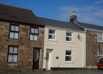 Thumbnail 3 bed terraced house for sale in College Street, Camborne