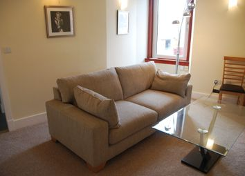 Thumbnail 2 bed flat to rent in King Street, Inverness