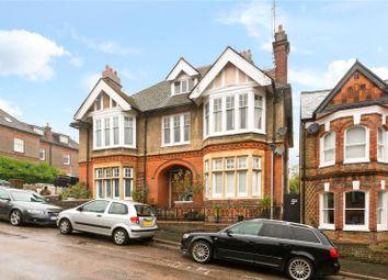Thumbnail 2 bedroom flat for sale in Cowper Road, Berkhamsted, Hertfordshire