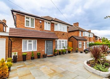 Thumbnail 5 bed detached house for sale in Francklyn Gardens, Edgware