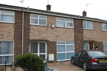 Thumbnail 3 bedroom terraced house to rent in Kemball Street, Ipswich, Suffolk