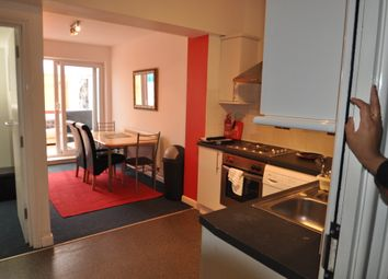 Thumbnail 5 bedroom terraced house to rent in Southey Street, Nottingham