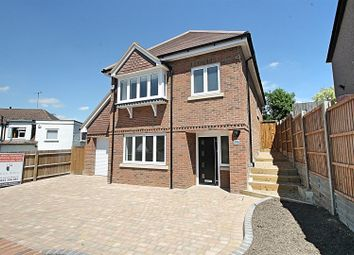 Thumbnail 4 bed detached house for sale in Garratts Road, Bushey