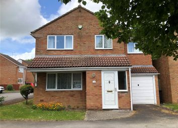 Thumbnail 4 bed detached house for sale in Monteagle Close, Grange Park, Swindon