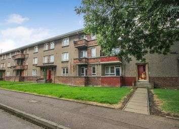Thumbnail 2 bed flat for sale in Alexander Avenue, Grangemouth