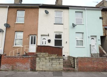 Thumbnail 2 bed terraced house to rent in Hall Road, Oulton Broad, Lowestoft