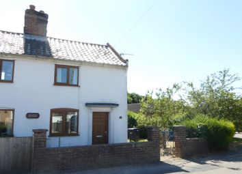 Thumbnail 2 bed cottage for sale in Mill Road, Kirby Cane, Bungay, Suffolk