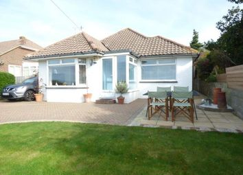 Thumbnail 3 bedroom bungalow for sale in Claremont Road, Denton, Newhaven, East Sussex
