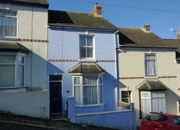 Thumbnail 3 bed terraced house for sale in Belle Vue Terrace, Portland, Dorset