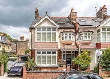 Thumbnail 4 bedroom end terrace house for sale in Muncaster Road, London