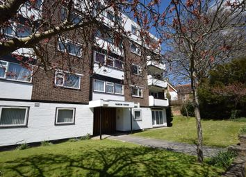 Thumbnail 3 bed flat for sale in Carew Road, Eastbourne