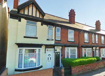 3 bed terraced house for sale in Dorsett Road, Wednesdbury, West Midlands WS10