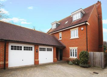 Thumbnail 5 bedroom detached house for sale in St. Katherines, Wantage