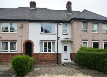 Thumbnail 3 bed terraced house for sale in Deerlands Avenue, Sheffield