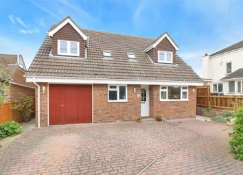 Thumbnail 4 bed detached house for sale in Pebblemoor, Edlesborough, Dunstable