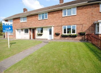 Thumbnail 3 bed terraced house to rent in The Crescent, Brimington, Chesterfield